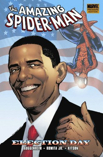 Marc Guggenheim Spider Man Election Day