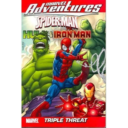 Marvel Adventures Triple Threat