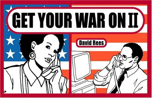 David Rees Get Your War On Ii