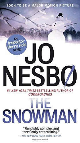 Jo Nesbo The Snowman