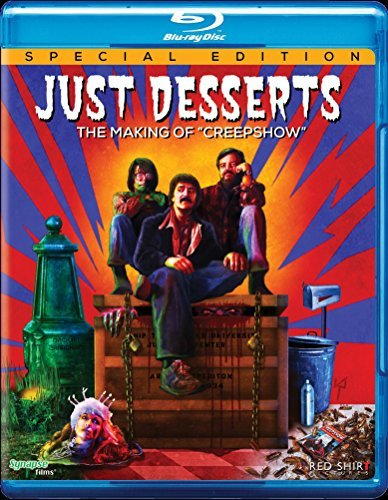 Just Desserts The Making Of Creepshow Just Desserts The Making Of Creepshow Blu Ray Nr
