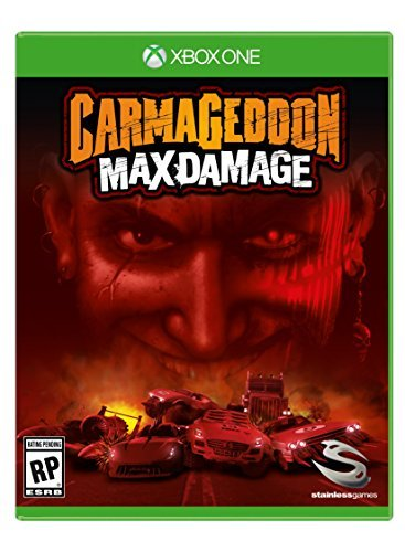 Xbox One Carmageddon Max Damage