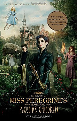 Ransom Riggs Miss Peregrine's Home For Peculiar Children (movie