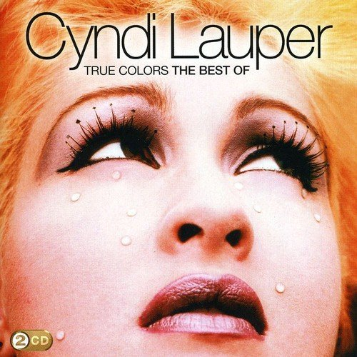Cyndi Lauper True Colours The Best Of Import Eu 2 CD