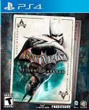 Ps4 Batman Return To Arkham (2 Discs)