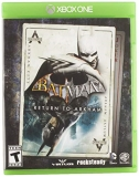 Xbox One Batman Return To Arkham (2 Discs)