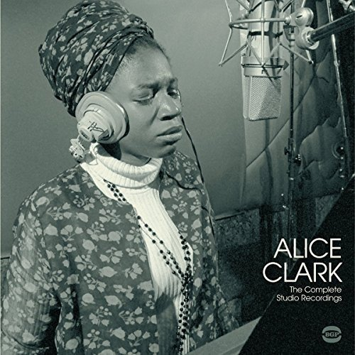 Alice Clark Complete Studio Recordings Import Gbr Lp