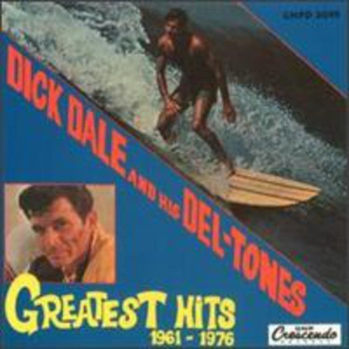 Dick Dale And Del Tones Greatest Hits Lp