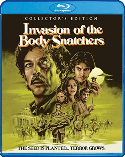Invasion Of The Body Snatchers Sutherland Nimoy Blu Ray Pg