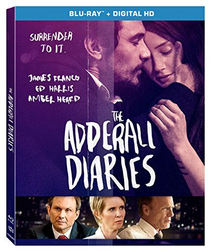 Adderall Diaries Franco Heard Blu Ray Dc R
