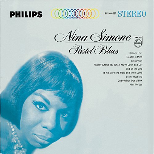 Nina Simone Pastel Blues Import Gbr