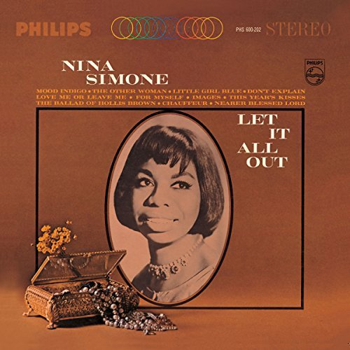 Nina Simone Let It All Out Import Gbr