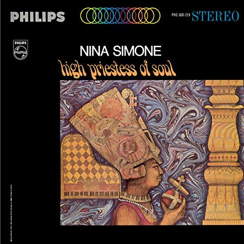 Nina Simone High Priestess Of Soul Import Gbr