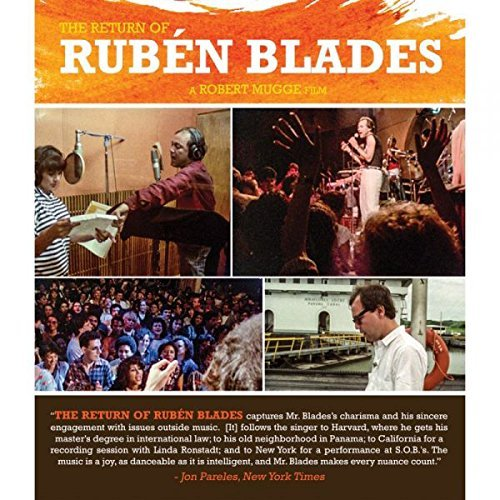 Ruben Blades Return Of Ruben Blades
