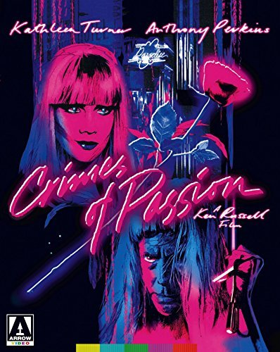 Crimes Of Passion Turner Perkins Blu Ray DVD R