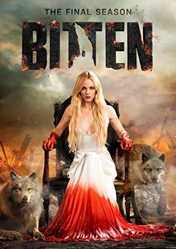 Bitten Season 3 DVD