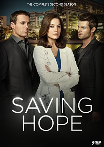 Saving Hope Season 2 DVD