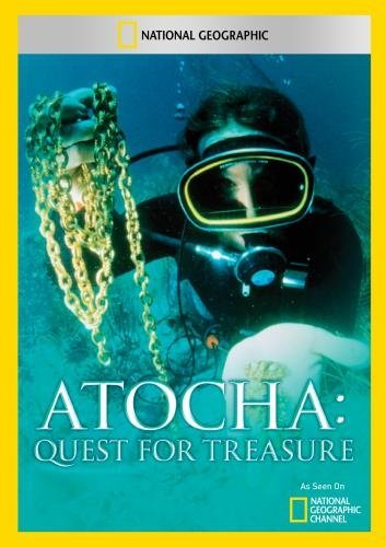 Atocha Quest For Treasure Atocha Quest For Treasure DVD Mod This Item Is Made On Demand Could Take 2 3 Weeks For Delivery