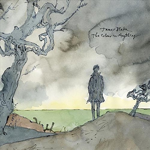 James Blake Colour In Anything
