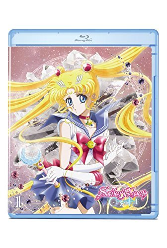 Sailor Moon Crystal Set 1 Blu Ray DVD Nr