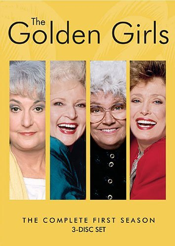 Golden Girls Season 1 DVD