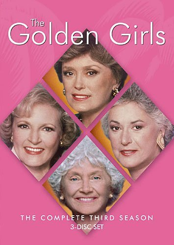 Golden Girls Season 3 DVD