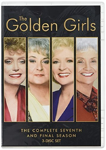 Golden Girls Season 7 DVD