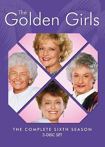 Golden Girls Season 6 DVD
