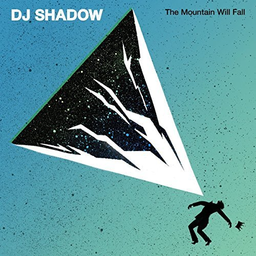 Dj Shadow Mountain Will Fall 2lp