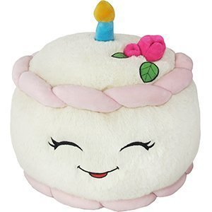Squishable Birthday Cake Comfort Food