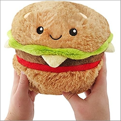 Squishable Mini Hamburger Comfort Food