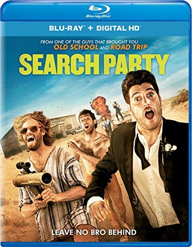 Search Party Pally Miller Middleditch Blu Ray Dc R