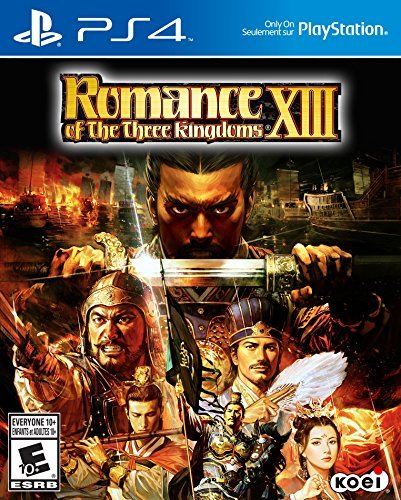 Ps4 Romance Of The Three Kingdoms Xiii