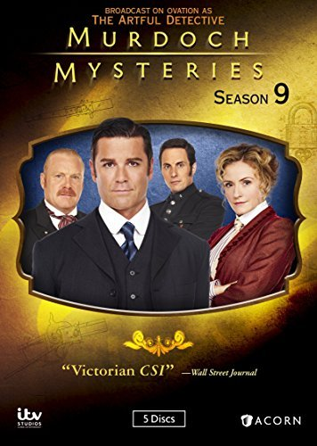 Murdoch Mysteries Season 9 DVD