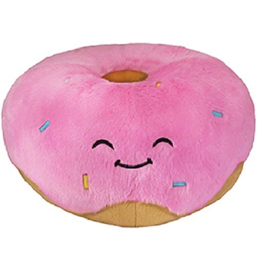 Squishable Pink Donut Comfort Food