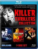 Killer Thrillers Collection Killer Thrillers Collection Blu Ray R