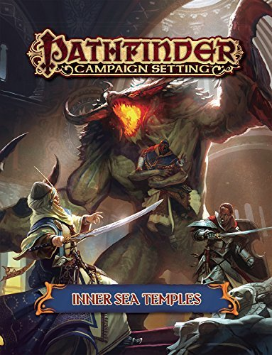 Robert Brookes Pathfinder Campaign Setting Inner Sea Temples