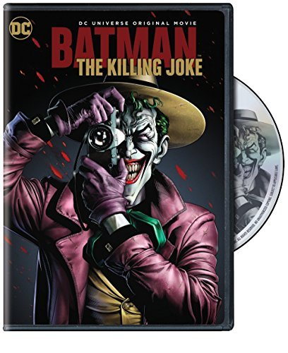 Batman The Killing Joke Batman The Killing Joke DVD