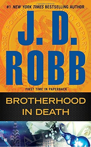 J. D. Robb Brotherhood In Death