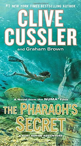 Clive Cussler The Pharaoh's Secret