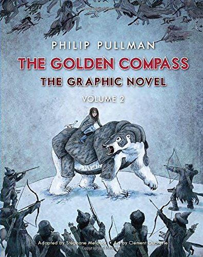 Philip Pullman The Golden Compass Graphic Novel Volume 2