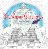 Marissa Meyer The Lunar Chronicles Coloring Book