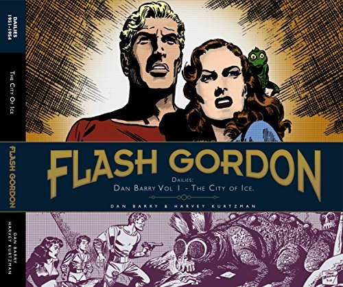 Dan Barry Flash Gordon Dan Barry Volume 1 The City Of Ice The City Of
