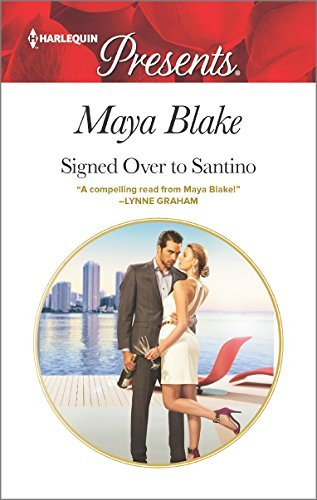 Maya Blake Signed Over To Santino