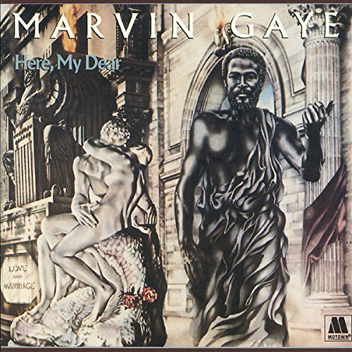 Marvin Gaye Here My Dear