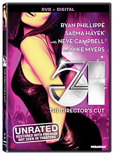 54 Myers Campbell Phillippe Hayek DVD Dc Director's Cut
