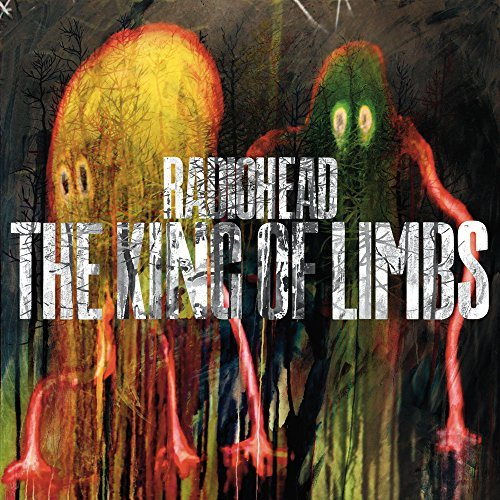 Radiohead King Of Limbs 180g Vinyl