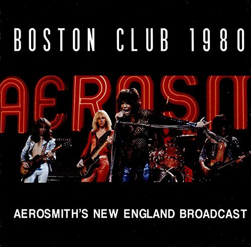 Aerosmith Boston Club 1980