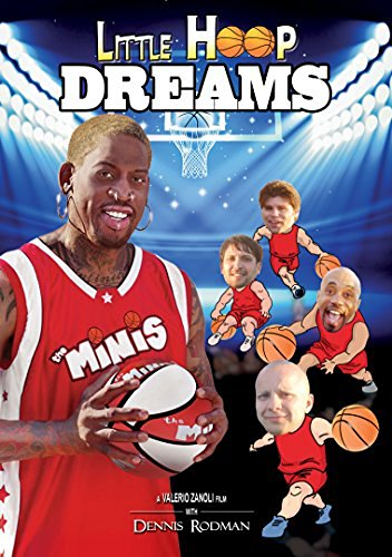 Little Hoop Dreams Little Hoop Dreams DVD Nr