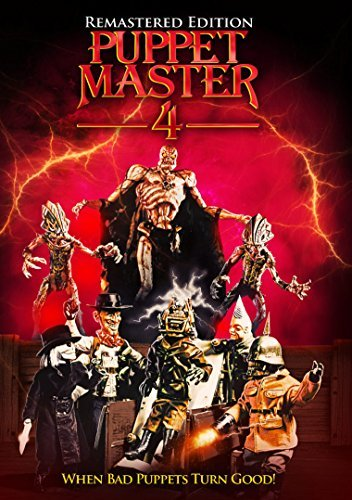 Puppet Master 4 Currie West DVD R